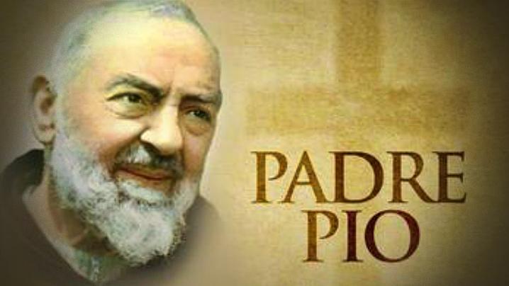 Un gând al Sfântului Padre Pio
