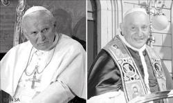 Pe 27 aprilie 2014 Ioan Paul al II-lea şi Ioan al XXIII-lea vor fi proclamaţi Sfinţi