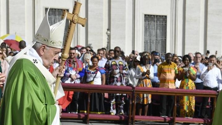 Papa, la Ziua migrantului: să nu separăm iubirea de Dumnezeu și iubirea de aproapele