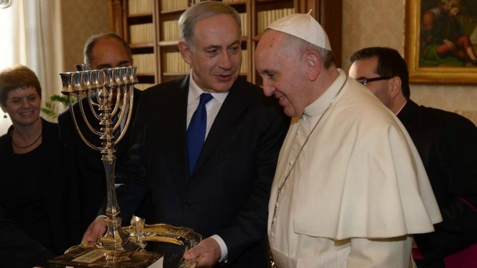 Papa Francisc va vizita Israelul între 24 și 26 mai 2014