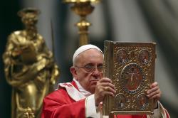 Pe 5 iulie, prima enciclică a Papei Francisc