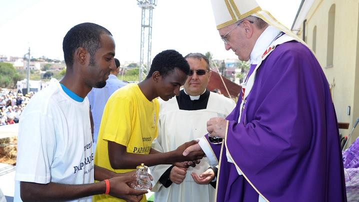 Papa Francisc va efectua o călătorie apostolică în Africa