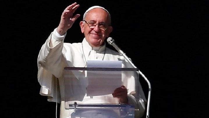 Papa Francisc: Angelus 1 ianuarie 2017