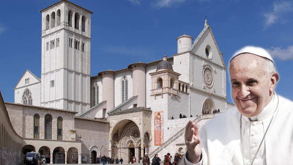 Papa în ţinuturile Sfântului Francisc: vocea suferinţei trebuie ascultată de cei care-şi spun creştini