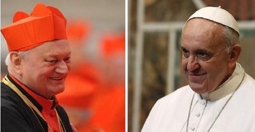 Cardinalul Lucian la Vatican