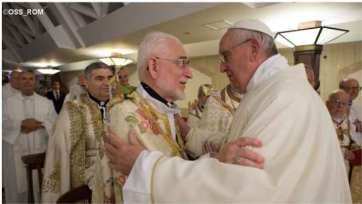 Papa: creştinii sunt persecutaţi în tăcerea complice a puterilor