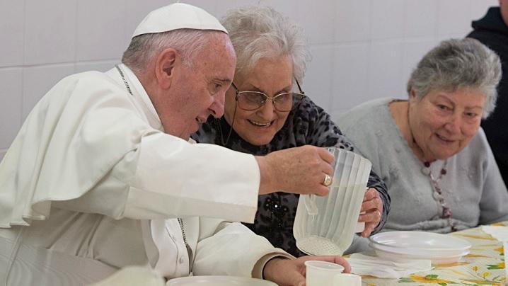 Doamne, dă-ne harul de a auzi strigătul celor săraci