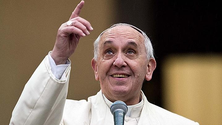 Papa Francisc: Maria să-l aducă pe Cristos și în casele noastre!