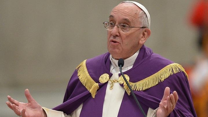 Cele trei femei din spatele Papei Francisc