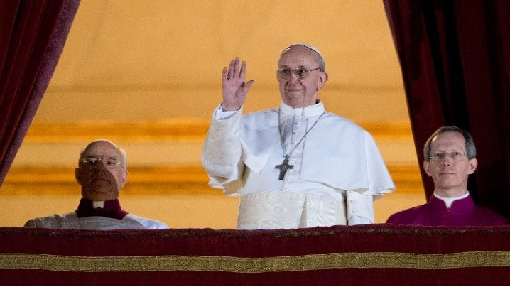 VIDEO: Șase ani de la alegerea Papei Francisc