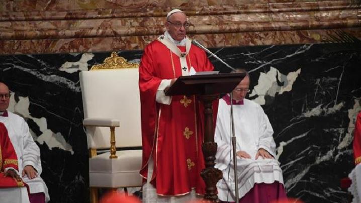 Sfântă Liturghie celebrată de Papa pentru Cardinalii și Episcopii decedați în decursul anului