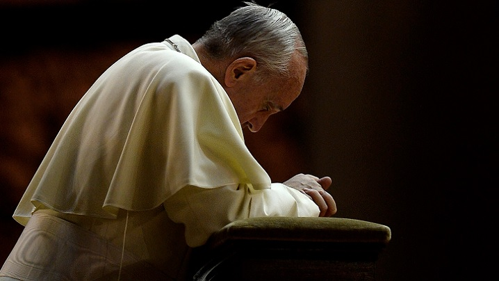 Rugăciunea preferată de papa Francisc