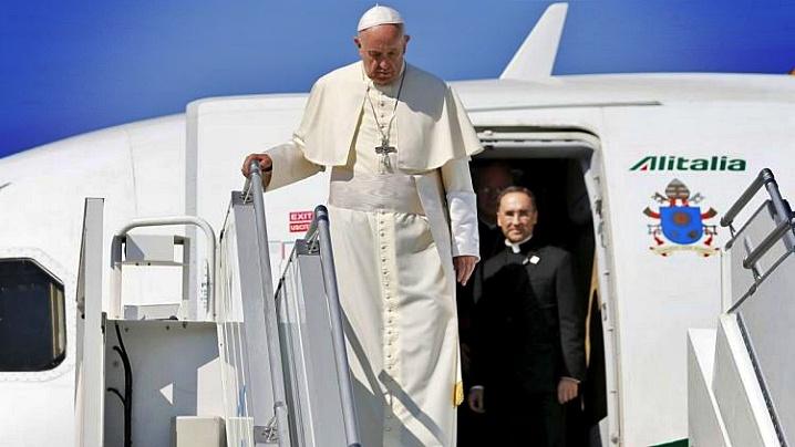 Un an de la vizita istorică a Papei Francisc în România. TVR a fost official broadcaster al acestui eveniment