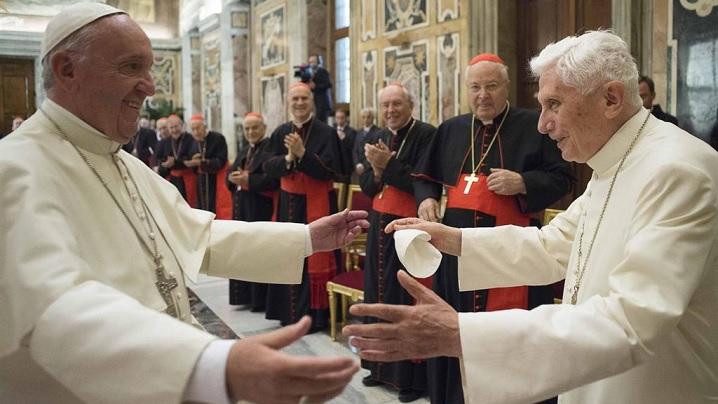 Papa Francisc: dependența de Dumnezeu, adevărata libertate