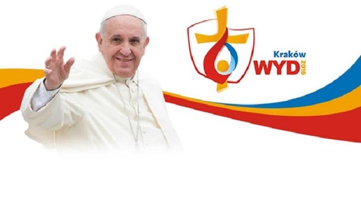 ZMT. Peste 1500000 de tineri sunt aşteptaţi la Cracovia. Programul Papei Francisc