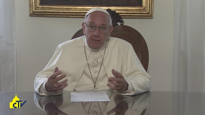 Papa Francisc, mesaj pentru jurnalişti