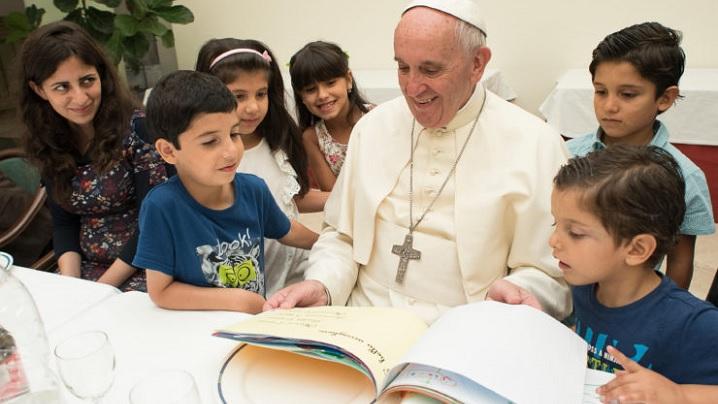 Mesajul Sfântului Părinte Francisc pentru a 104-a Zi Mondială a Migrantului şi Refugiatului