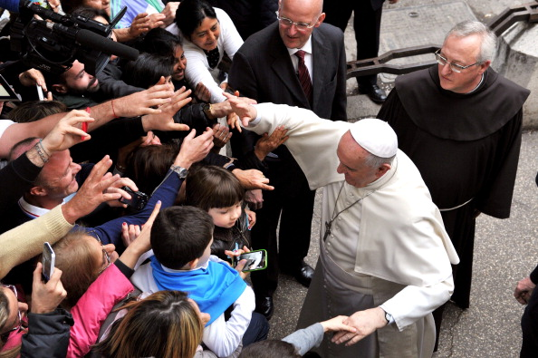 Papa Francisc a sosit la Seul pentru o vizită apostolică de cinci zile