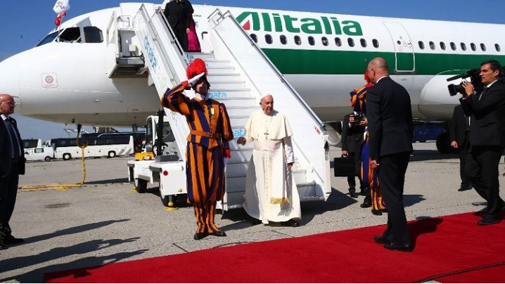 Pelerinaj ecumenic al Papei Francisc în Elveția