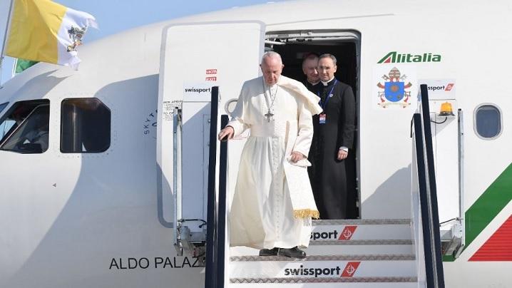 2018 la bilanț: călătoriile apostolice ale Papei Francisc