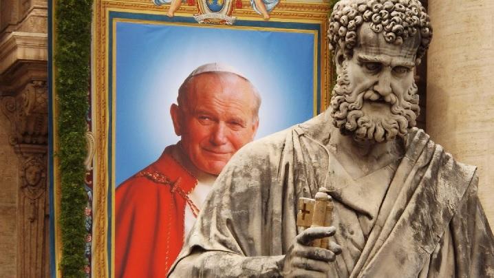 Despre Sfântul Ioan Paul al II-lea