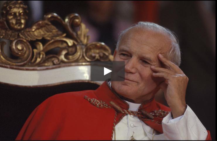 Papa Ioan Paul al II-lea - momente de neuitat