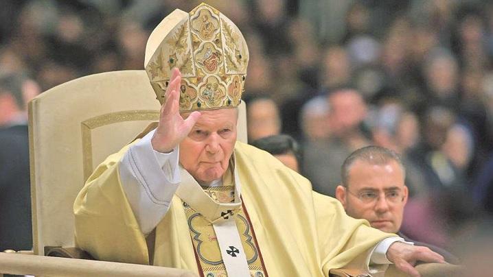 VIDEO: 20 de ani de la sosirea Sfântului Părinte Ioan Paul al II-lea în România