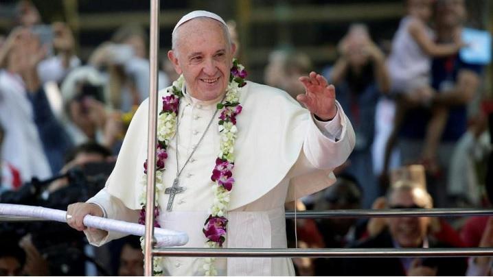 Mesajul Sfântului Părinte pentru celebrarea celei de-a 51-a Zile Mondiale a Păcii (1 ianuarie 2018)