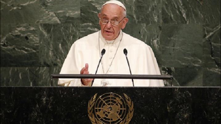 Papa Francisc: Videomesaj cu ocazia celei de-a 75-a Adunări Generale a Naţiunilor Unite (25 septembrie 2020)
