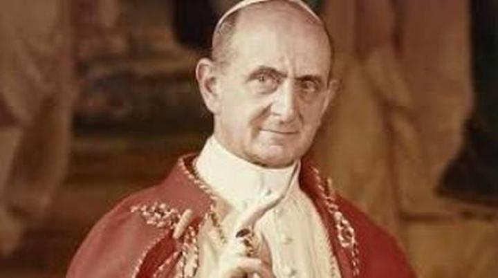 Papa Paul al VI-lea, din cer să mijlocească pentru Biserică