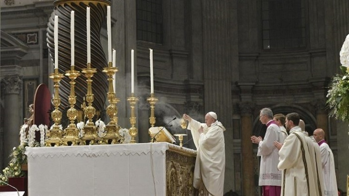 Sfintele Liturghii cu Papa în România, confirmate în calendarul pontifical din lunile mai – iulie 2019
