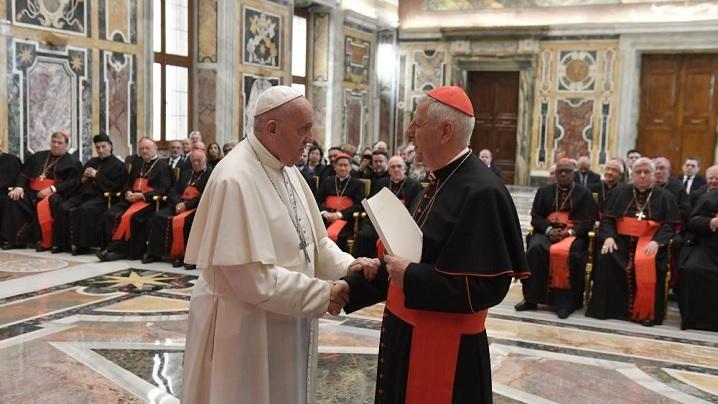 Papa Francisc: Discurs adresat participanţilor la Adunarea Plenară a Congregaţiei pentru Educaţia Catolică