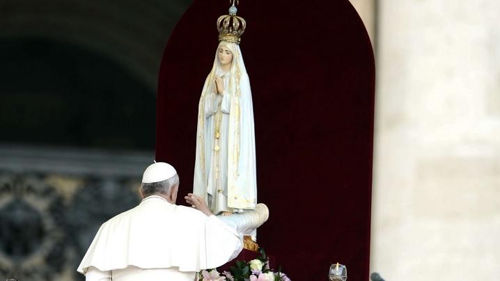 Novena către Fecioara de la Fatima (Ziua a VIII-a)