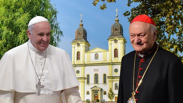Mulțumirile Sfântului Părinte adresate Cardinalului Lucian
