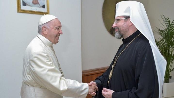 Arhiepiscopul Shevchuk: Visele noastre se realizează
