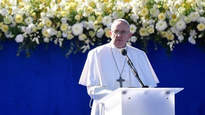 Slovacia. Papa Francisc, la Košice: Dragi tineri, faceți o spovadă bună, este sacramentul bucuriei
