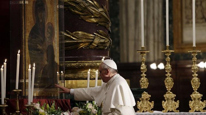 Papa Francisc s-a întors la Roma după călătoria apostolică în Irak