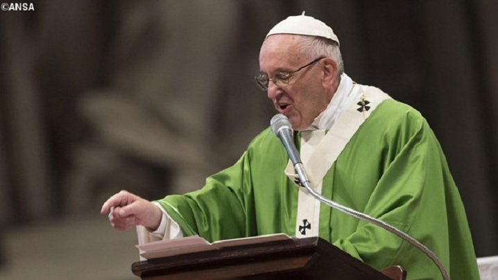 Jubileul celor fără adăpost. Papa: inacceptabilă, marginalizarea socială