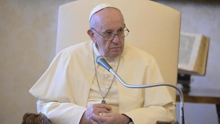 Papa Francisc: Prin botezul său, Isus ne arată cum să-i iubim pe ceilalți