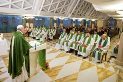 Biserica respectă căsătoria, imaginea unirii dintre Cristos şi Biserică