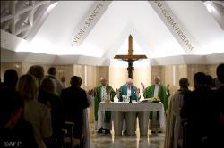 Creştinii sunt chemaţi să ia în serios credinţa, prin fapte de dreptate şi caritate creştină