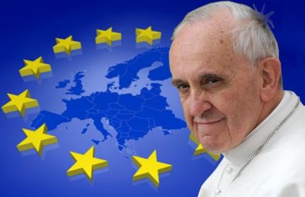 Papa Francisc: discursurile adresate membrilor Parlamentului European şi Consiliului Europei