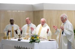 Biserica să fie, precum Sfântul Ioan Botezătorul, vocea care proclamă Cuvântul până la martiriu
