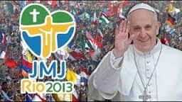 """ZMT de la Rio: Papa venit """"de la capătul lumii"""" se întoarce în America Latină"""