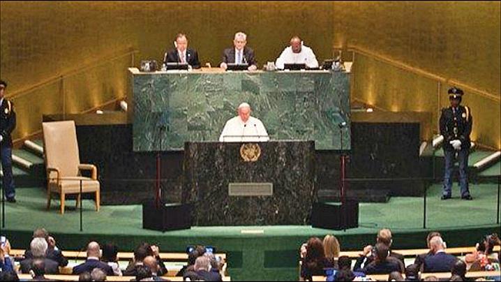 76 de ani ai Naţiunilor Unite. Interviu luat observatorului permanent al Sfântului Scaun la ONU