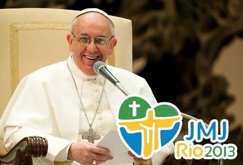 LIVE: A fost transmisă în direct întâlnirea Papei cu tinerii veniți la Rio de Jeneiro