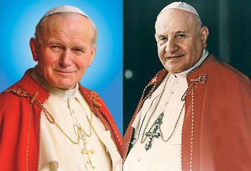 Roma se pregăteşte pentru sărbătoarea canonizării lui Ioan al XXIII-lea şi Ioan Paul al II-lea