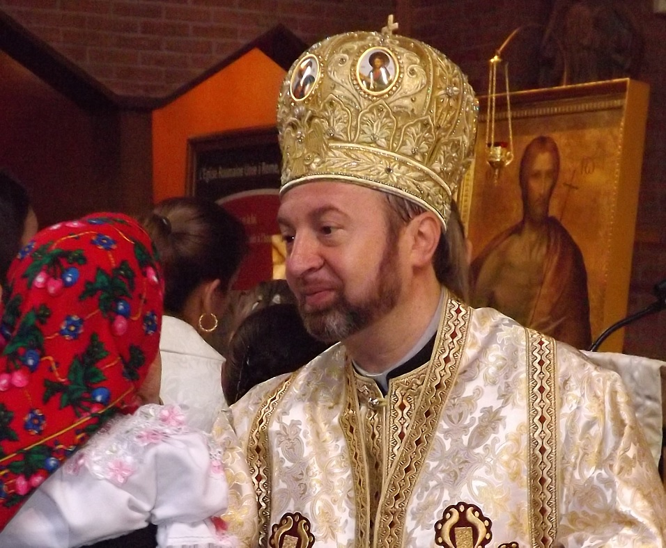 FOTO: Vizita PS Claudiu la Misiunea Greco-Catolică din Paris