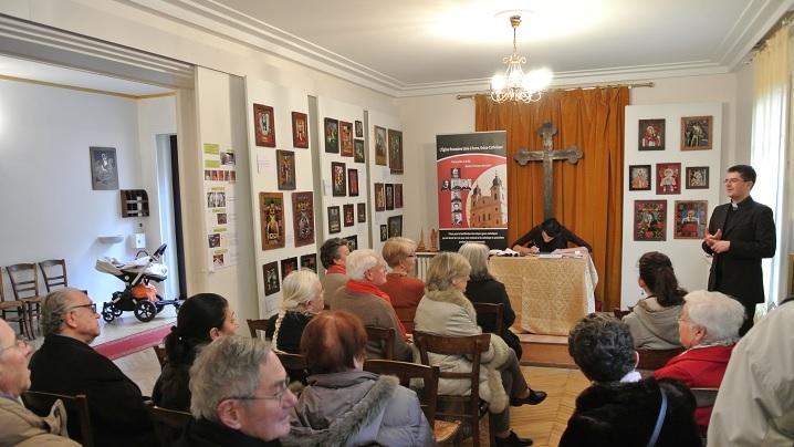 FOTO: Două evenimente de excepție organizate de Misiunea Catolică Română din Paris