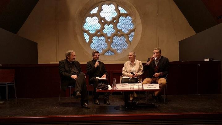 FOTO: Despre cei 7 episcopi martiri la cea mai prestigioasă instituție catolică de educație și cultură din Paris